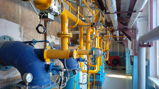 Lutsk District Heating Project Ukraine / European Bank