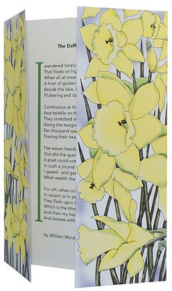 'The Daffodils'  by William Wordsworth