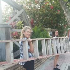Brielle and Michelle