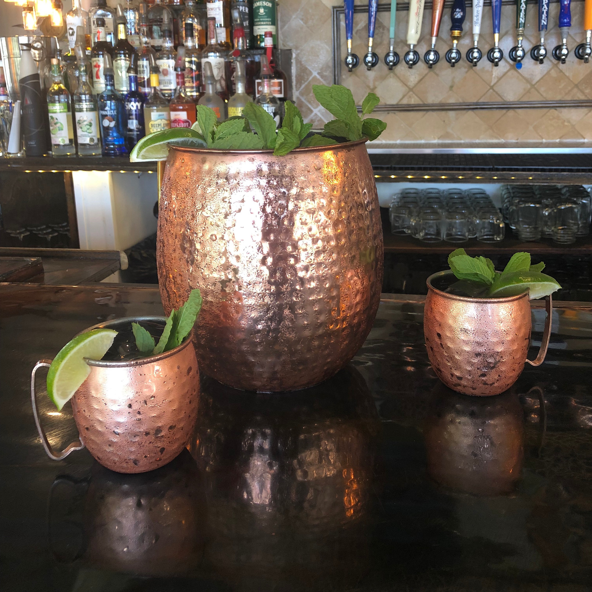 Shareable and individual mules!