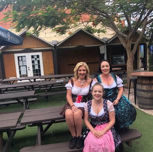 Michelle, Devin, and Kerri