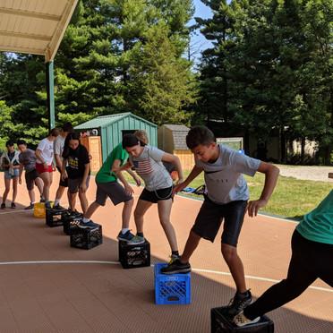 Teambuilding Activity