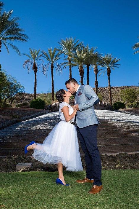 Wedding Hair: Jessica Gonzalez