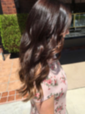 NBR Hair Extenstions,Color, &Cut By Jessica Gonzalez