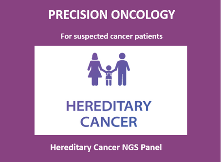 Hereditary Cancer Syndrome NGS Panel Test