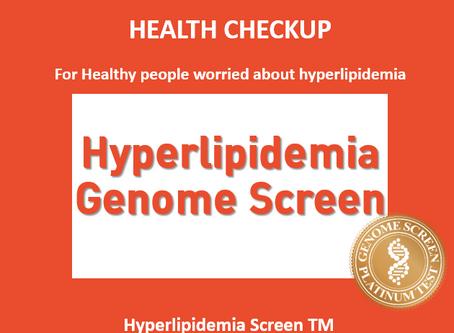 Hyperlipidemia Genome Screen