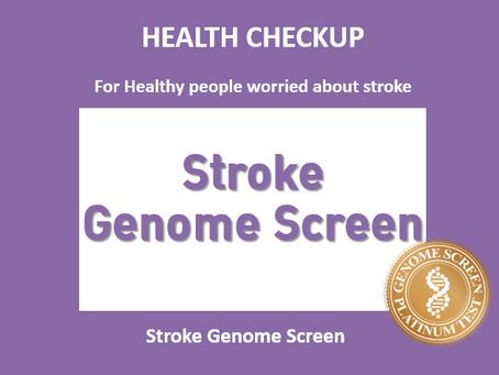 Stroke Genome Screen