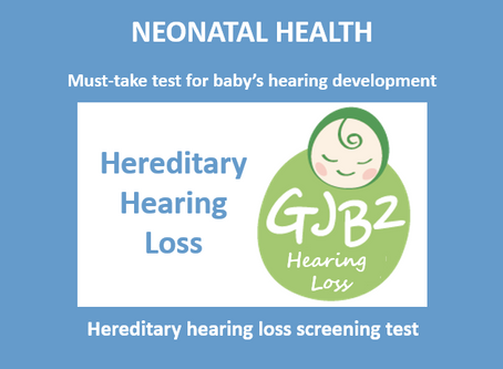 Hereditary Hearing Loss Disease Screening