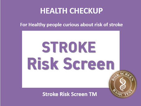 Stroke Risk Screen