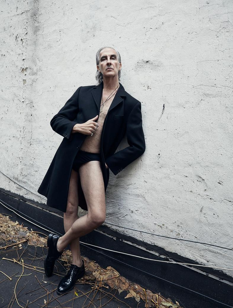 David Croland, NYC, for ODDA Magazine