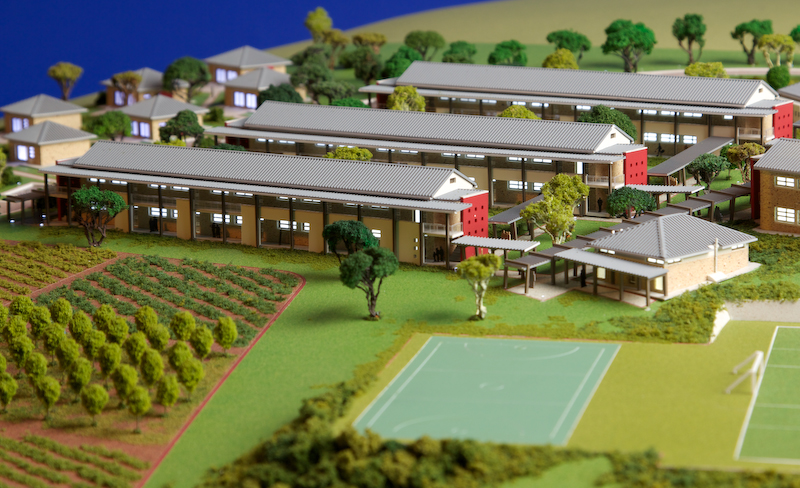 MANDELA SCHOOL MODEL -5