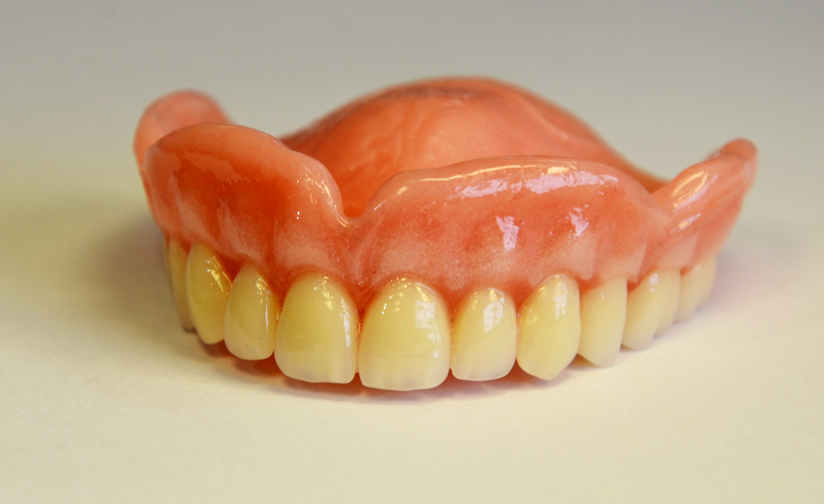 Full upper denture