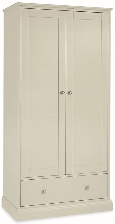 Ashby Cotton 2 Door Double Wardrobe