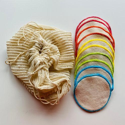 Organic Cotton Make-up wipes
