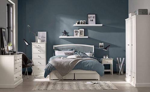 Ashby White Bedroom Set