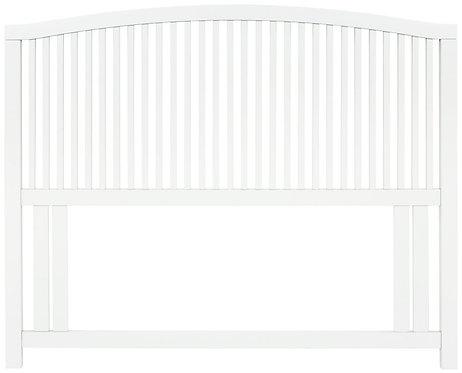 Ashby White Headboard
