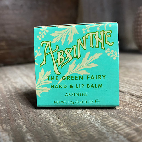 MOA Green Fairy Hand & Lip Balm