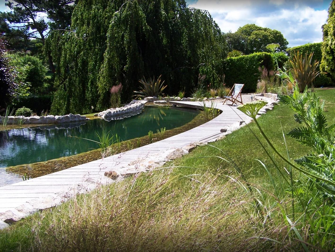 Natural Pool Falmouth