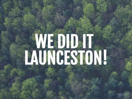 Launceston donates in its thousands for the Forest for Launceston