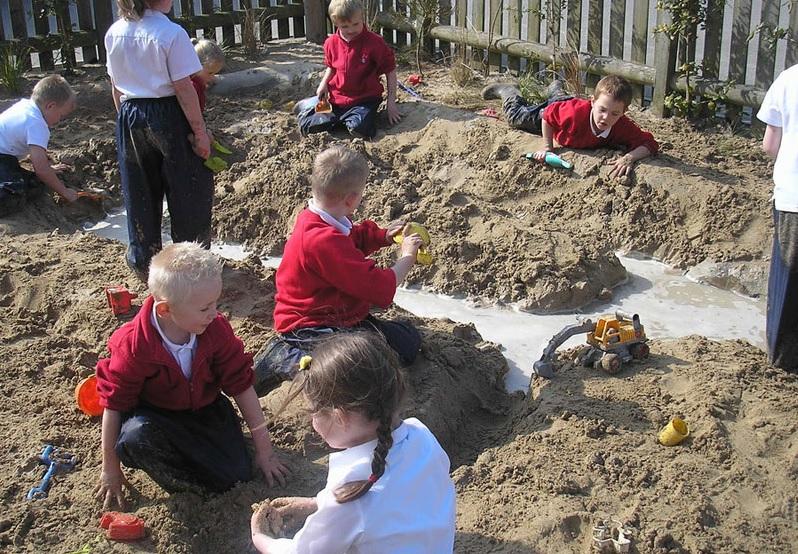 Sand Garden - Cornwall