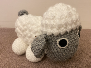 Have you seen a flock of sheep around town?