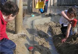 Water Play Cornish School