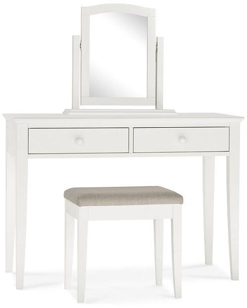 Ashby White Dressing Set