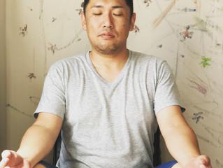 瞑想🧘♂️2018.8.24