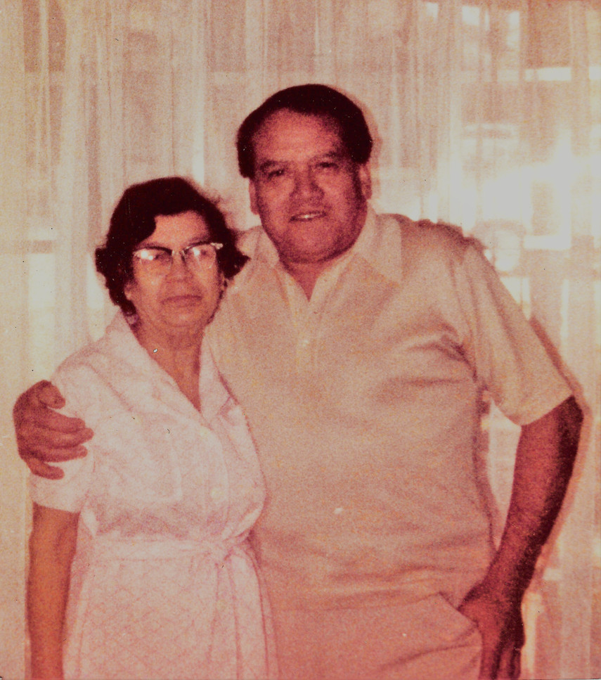 Antonio (Tony) and Frances Hinojosa