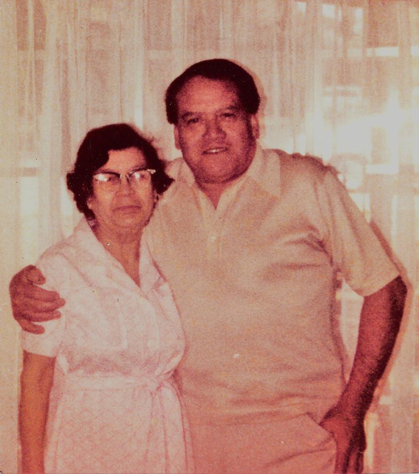 Antonio (Tony) and Frances Hinojosa