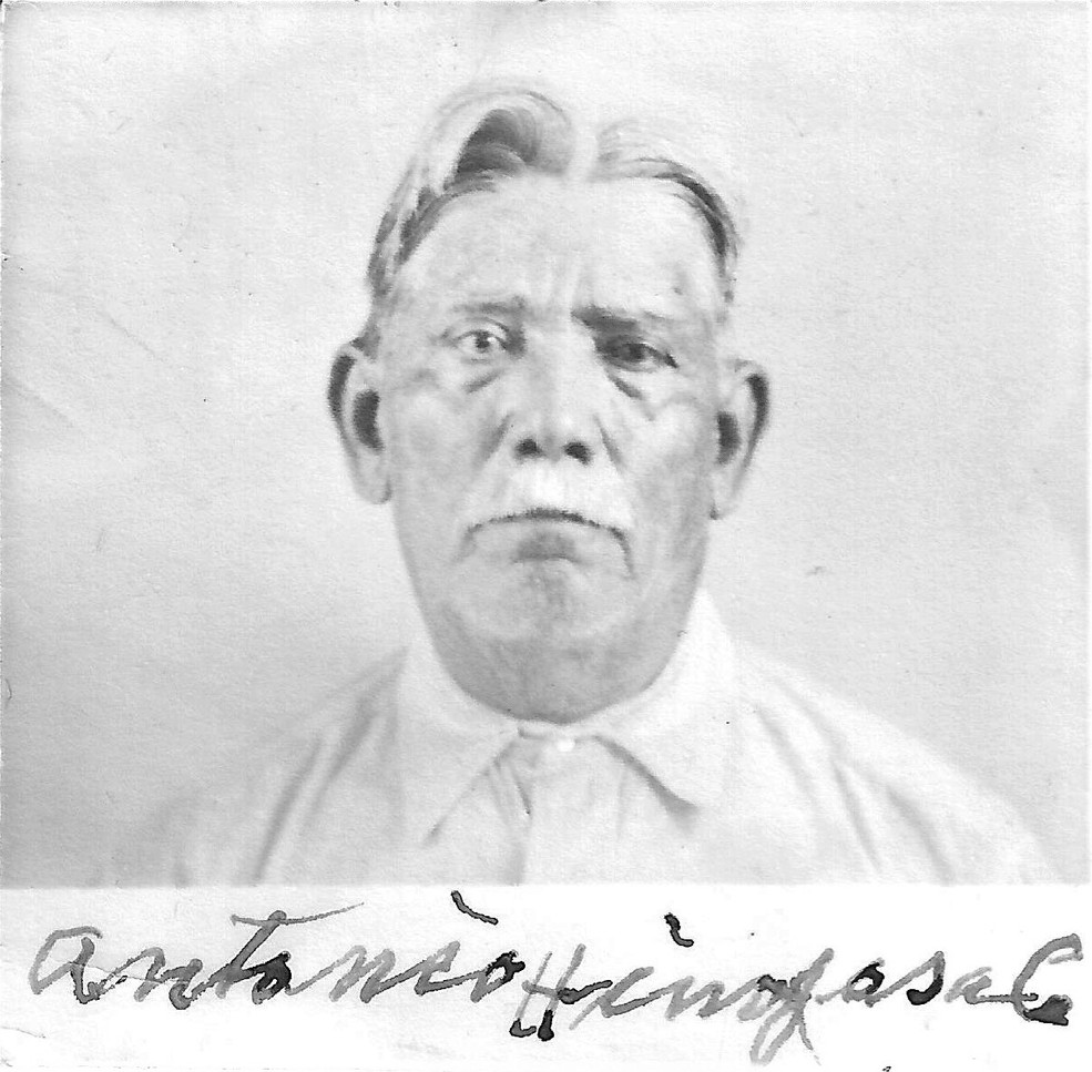 Antonio Hinojosa, adopted father of Antonio (Tony) Hinojosa