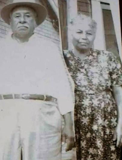 Ynes & Josefa Rios Enrique (Mama Pepita) Perez
