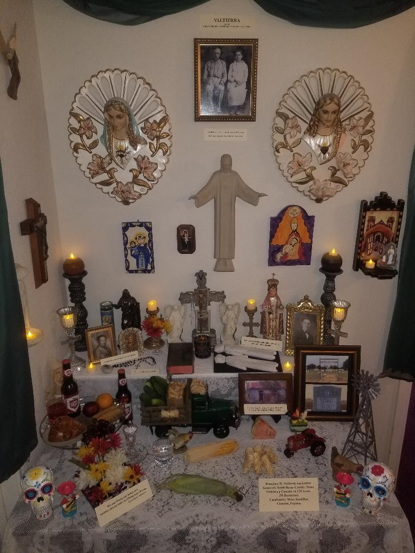 Altar of the Valtierra family