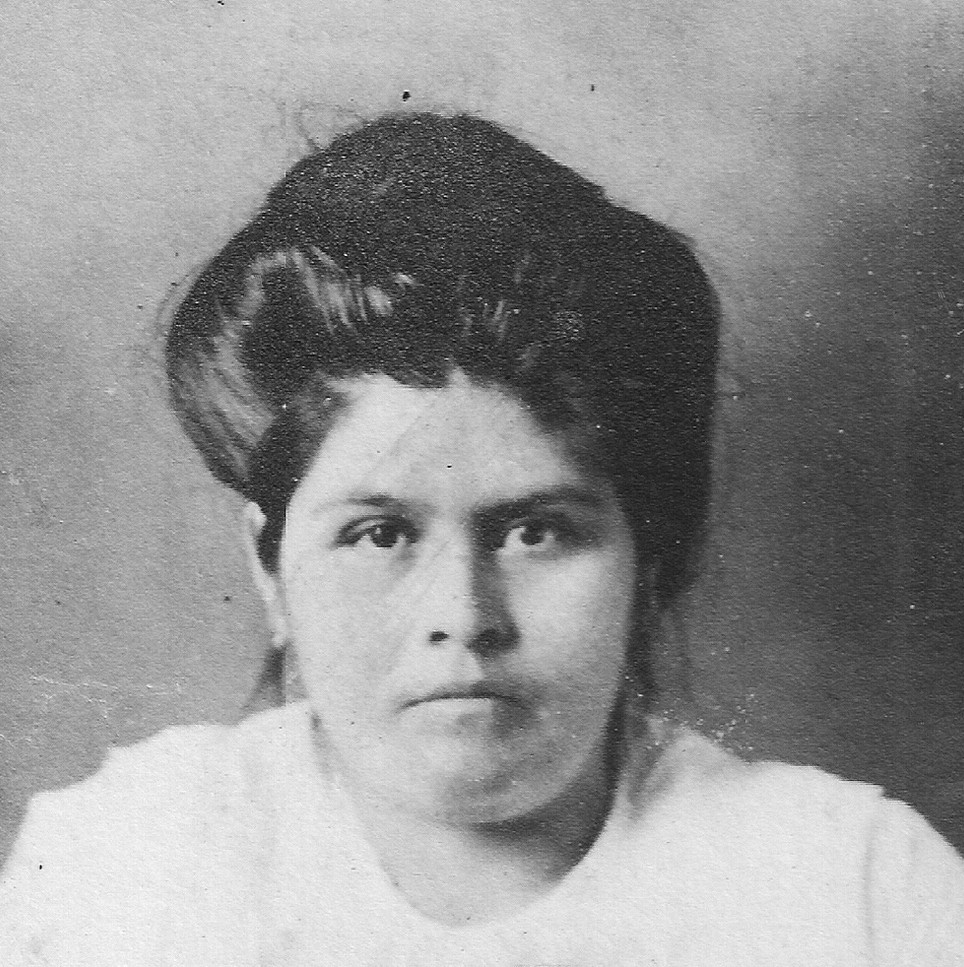 Rosalia DeLeon Hinojosa, biological mother of Antonio (Tony) Hinojosa