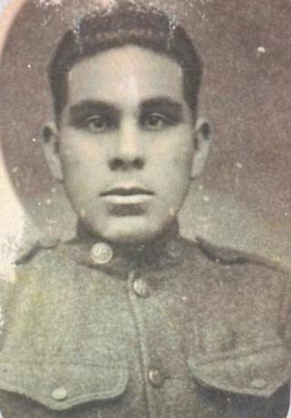 Manuel Hernandez, WWI (final exhibit mai