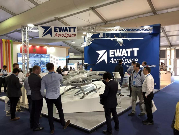 Ewatt booth