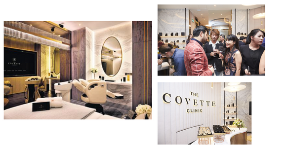 Covette Clinic Launch