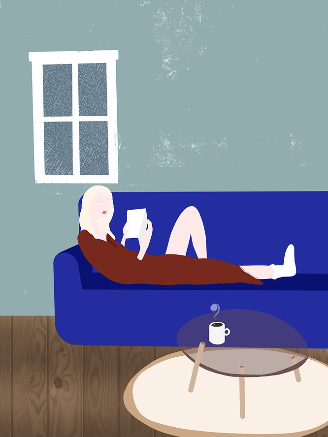 Hygge by Marine Lottermoser