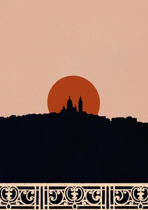 Le Perchoir Skyline