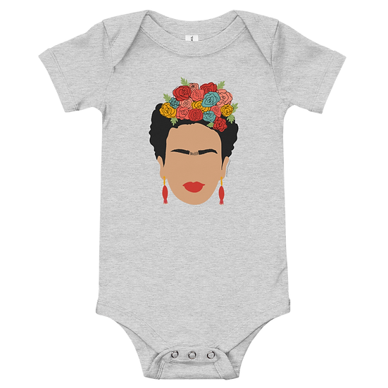 Little Artist - Frida Kahlo Onesie