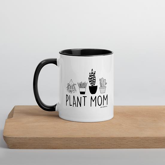 Plant Mom Coffee Mug