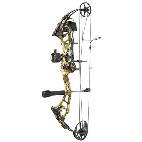 BOW PSE STINGER MAX PACKAGE READY TO SHOOT