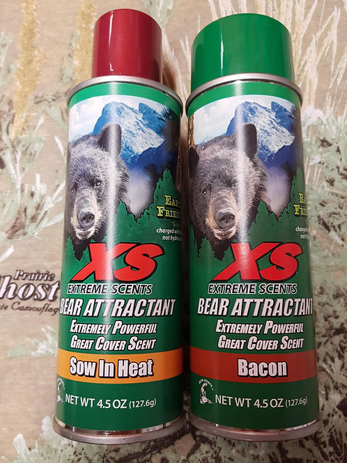 BEAR SCENT CAN