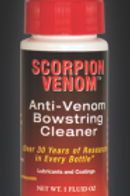 BOWSTRING CLEANER ANTI-VENOM