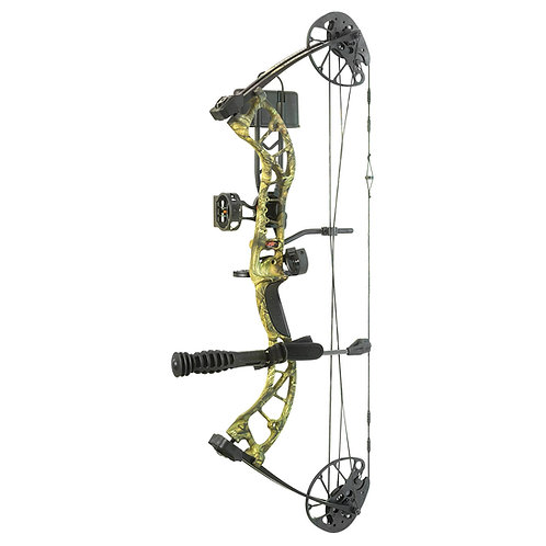 PSE BOW UPRISING PACKAGE READY TO SHOOT