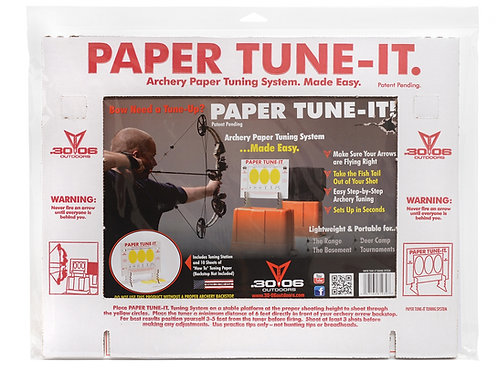 PAPER TUNING SYSTEM