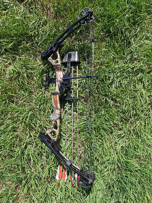 BOW ALPINE RUCKUS PACKAGE