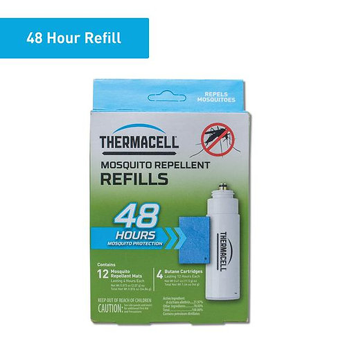 THERMACELL MOSQUITO REFILL 24 HOUR