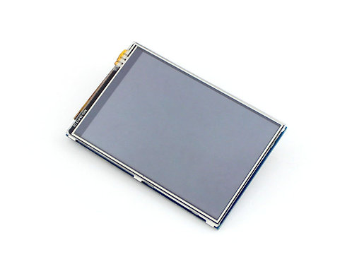 "3.5"" LCD Touch Screen for Raspberry Pi B/2B/3B/4B"