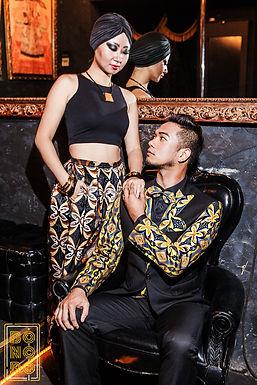 Fashion Affair by Jadeine White _Bonobo